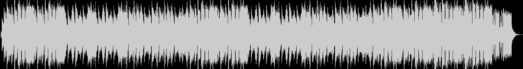 アコーディオンによる懐かしい雰囲気の曲の未再生の波形