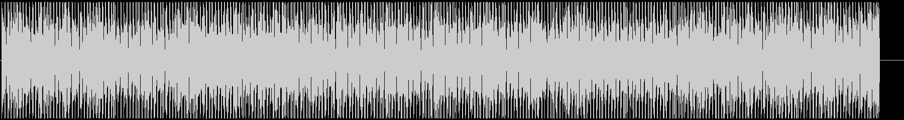 4つ打ち ほのぼのレゲエ の未再生の波形