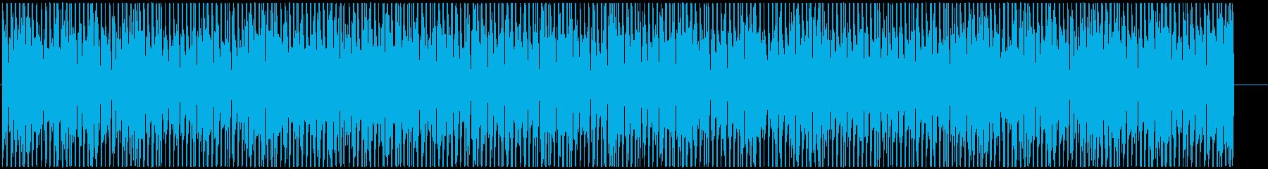 4つ打ち ほのぼのレゲエ の再生済みの波形