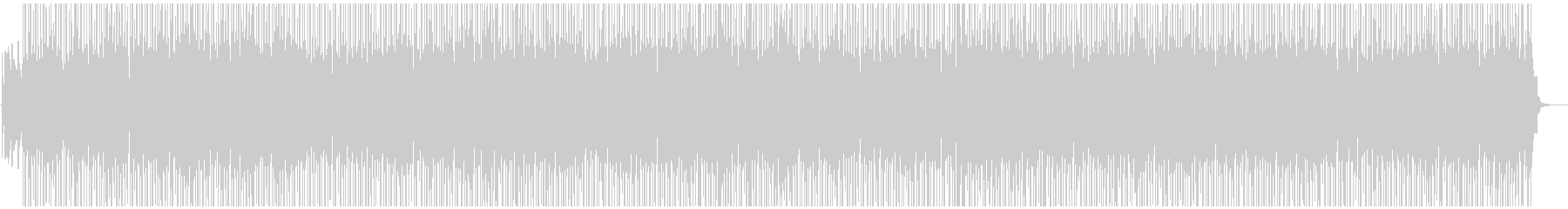 ロックンロール。の未再生の波形