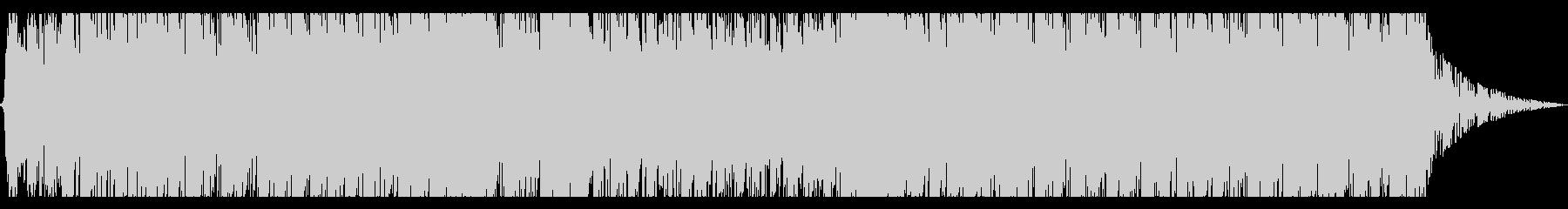 フルオーケストラによる物語の解決の未再生の波形