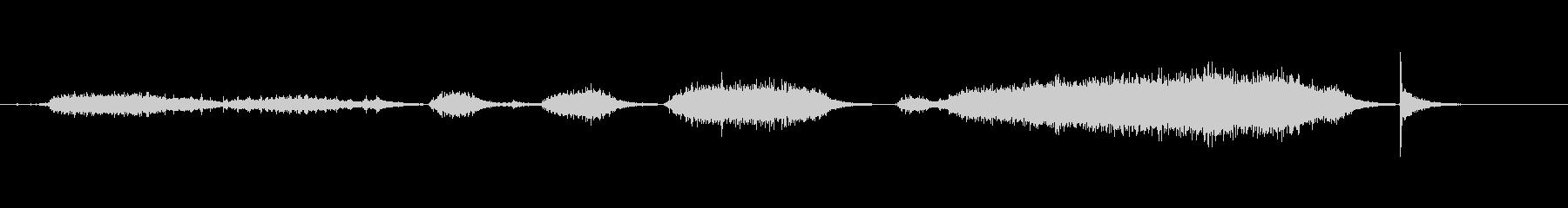 ミシン、モダン、大部屋、ツール; ...の未再生の波形