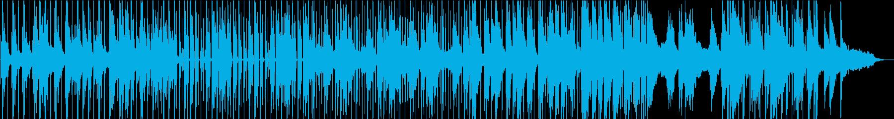 【ノスタルジック】LoFi Hiphopの再生済みの波形