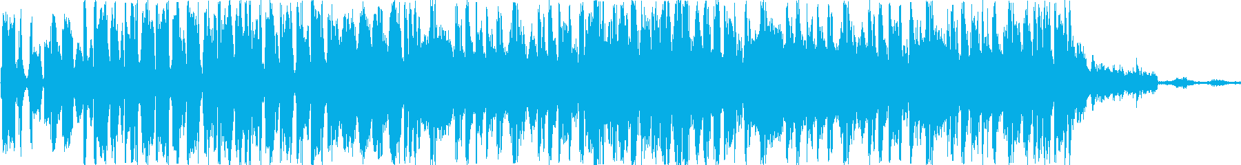 24秒程のジングルです。の再生済みの波形