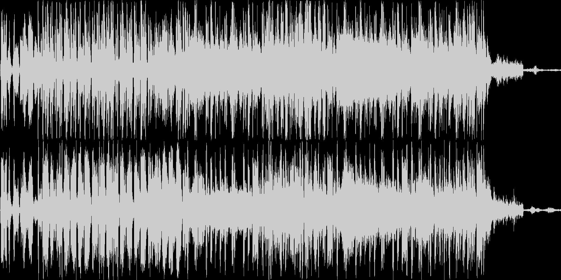 24秒程のジングルです。の未再生の波形
