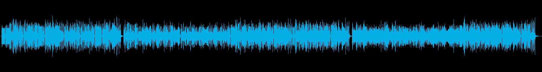 このアコーディオンのワルツは、まる...の再生済みの波形