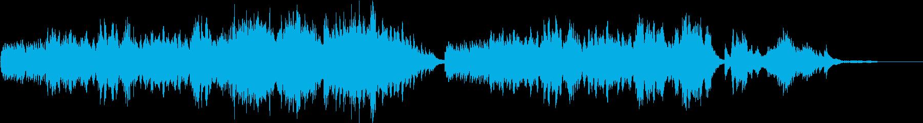【生演奏】美しいワルツをバイオリンで♪の再生済みの波形