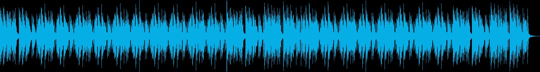 哀愁感・オープニング・秋・ヒップホップの再生済みの波形