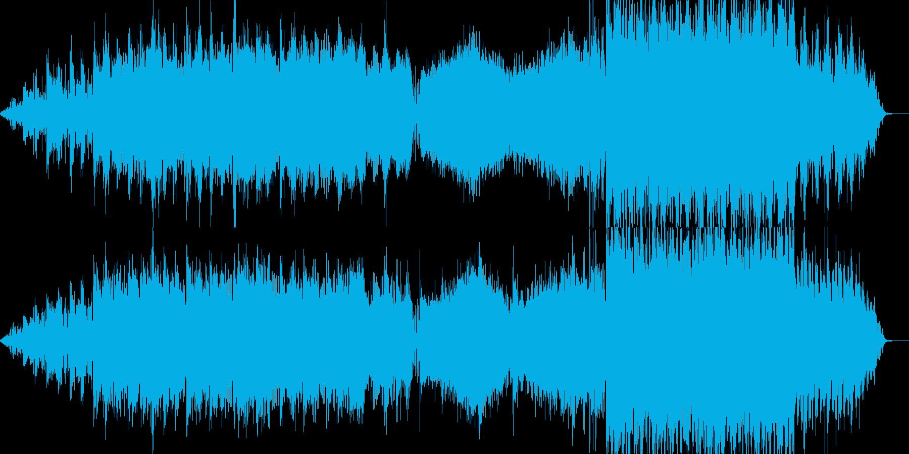 Atmospheric asiaの再生済みの波形