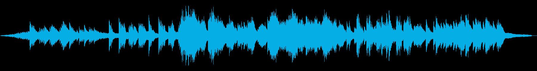 夢の中の星空/和風曲11-ピアノ他の再生済みの波形