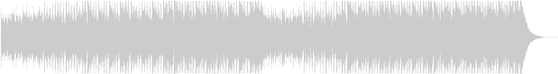 BGM for web advertising with a friendly atmosphere's unreproduced waveform