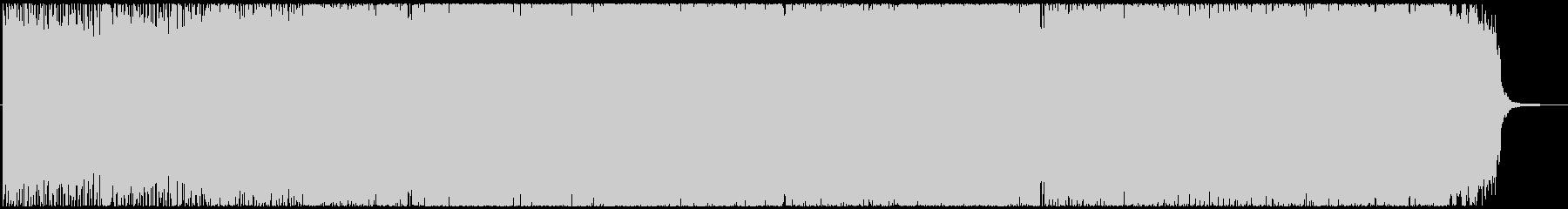 ボス戦向き変拍子プログレハードインストの未再生の波形