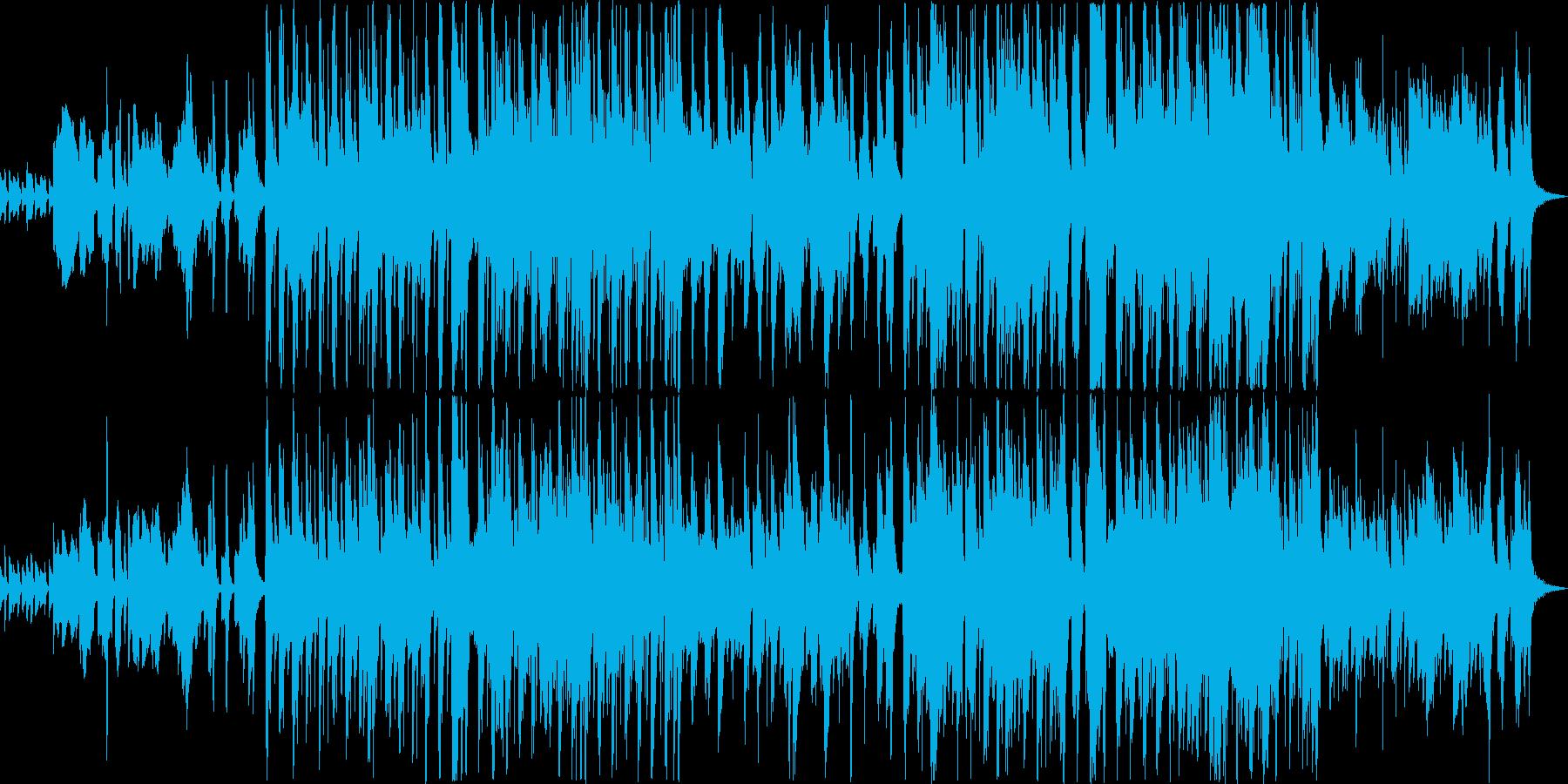 プライドが高いのに滑稽なワルツの再生済みの波形