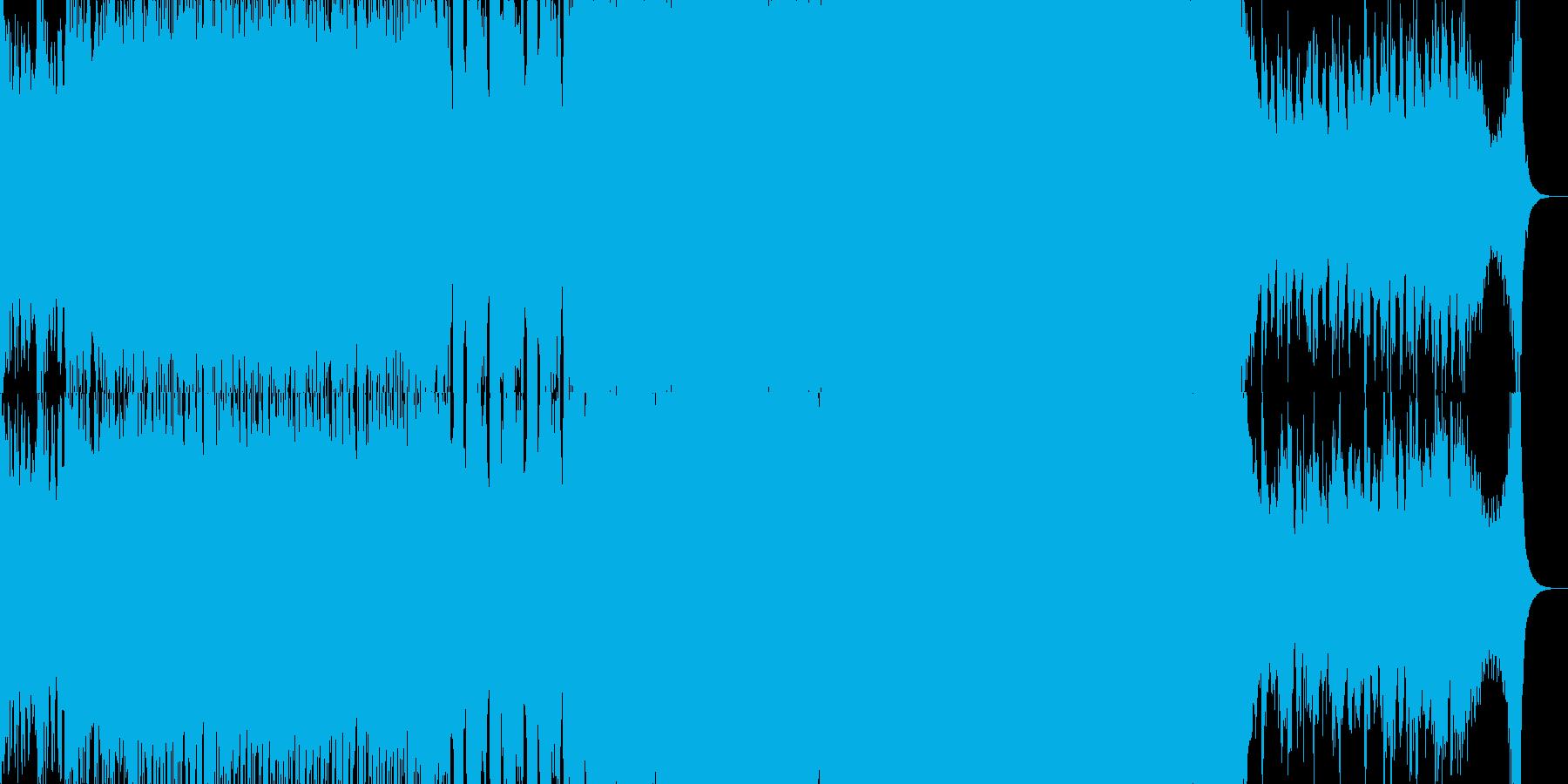 戦闘~勝利 シンフォニックメタル風戦闘曲の再生済みの波形