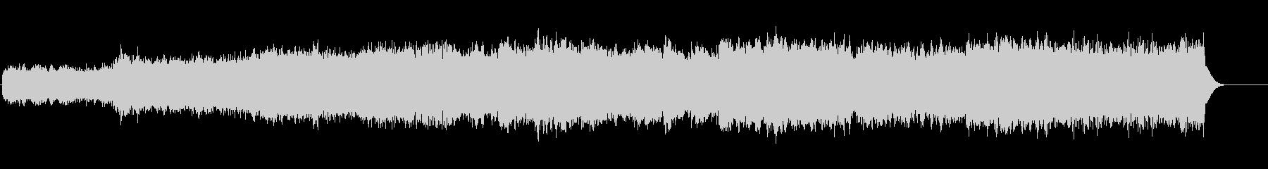 パイプオルガンの幻想的なオリジナルの未再生の波形
