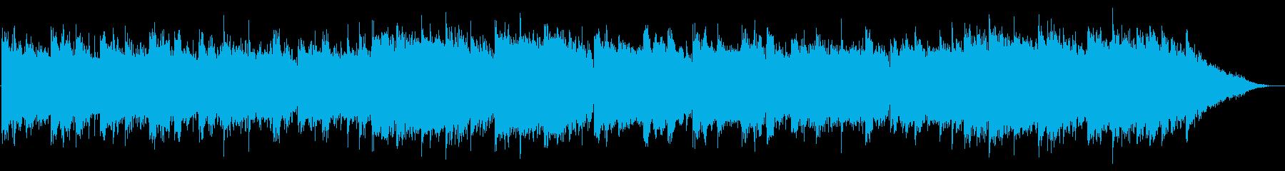 さくらさくらのような和楽器を使った曲の再生済みの波形