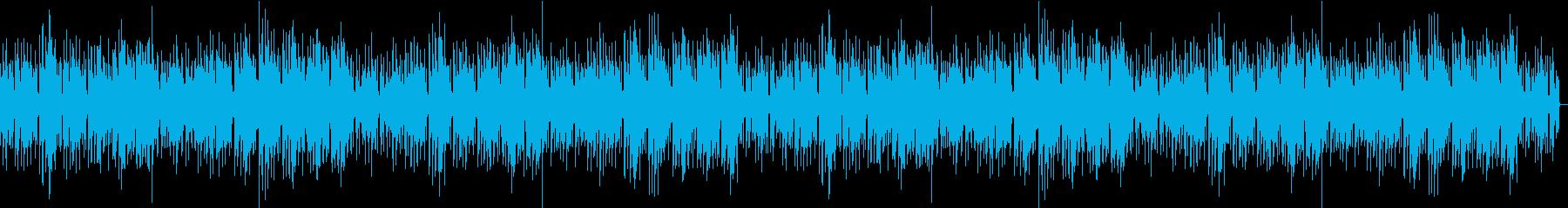 オリエンタルな曲調/RPGのMAP探索等の再生済みの波形