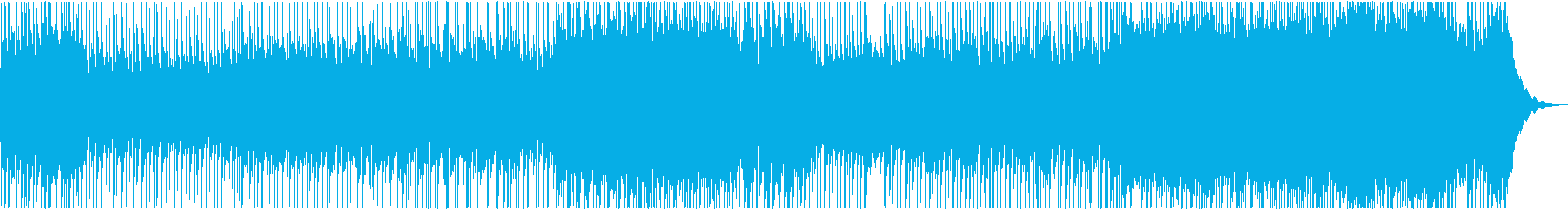 切ないコード進行で奏でるバンドサウンドの再生済みの波形