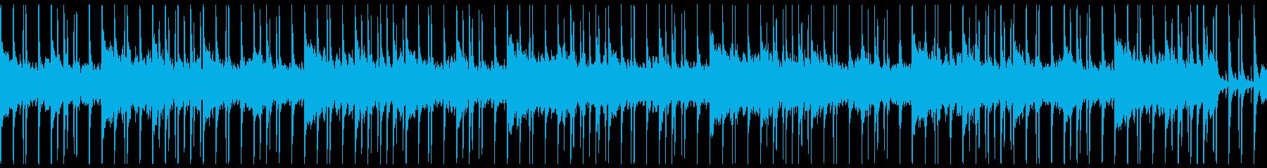 【ベース抜き】おしゃれでメロディレスな…の再生済みの波形