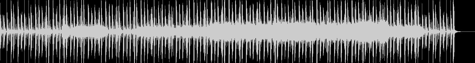 楽しい・ワイワイ アコギ・オルガンの未再生の波形