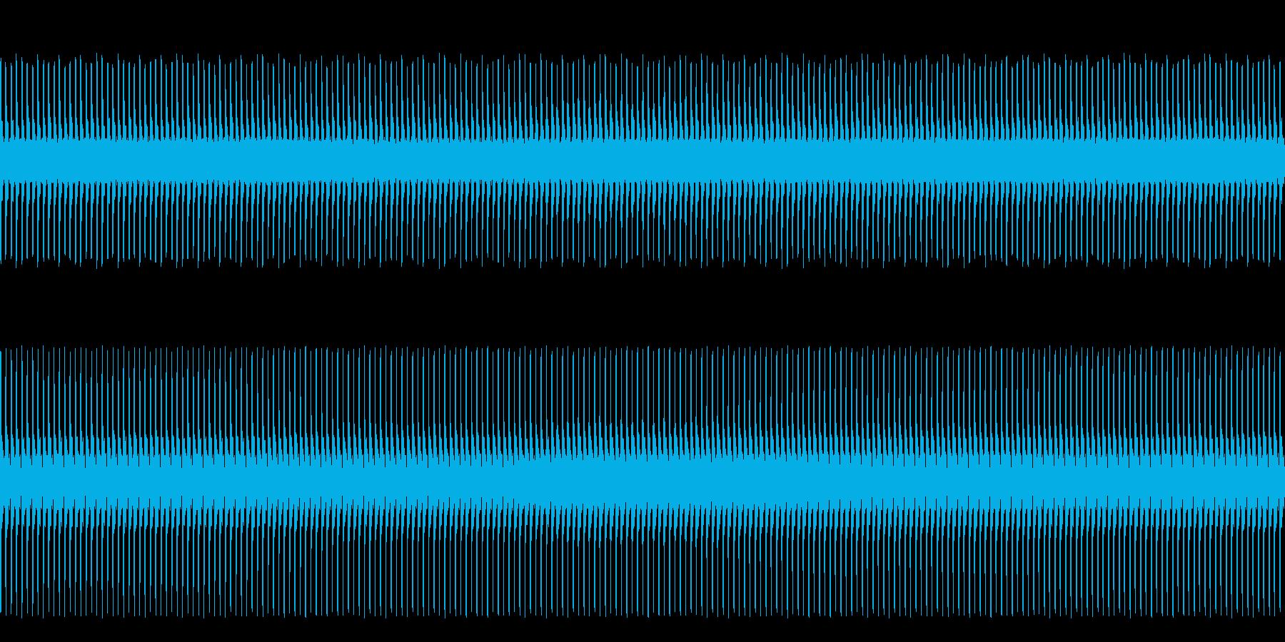 フワンフワン(侵入者発見や時間制限など)の再生済みの波形