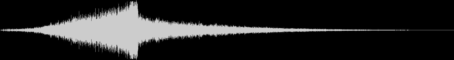 【タイトル】ダークシンセサウンド_07の未再生の波形