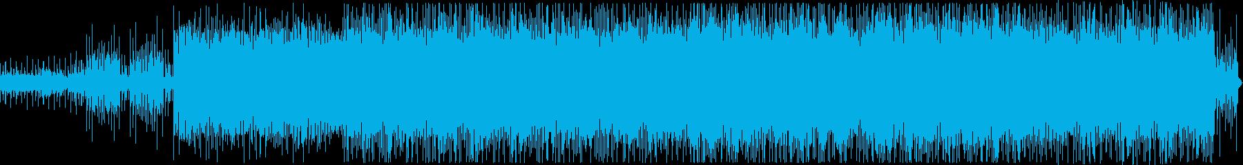 エレクトロ 交響曲 バトル せっか...の再生済みの波形
