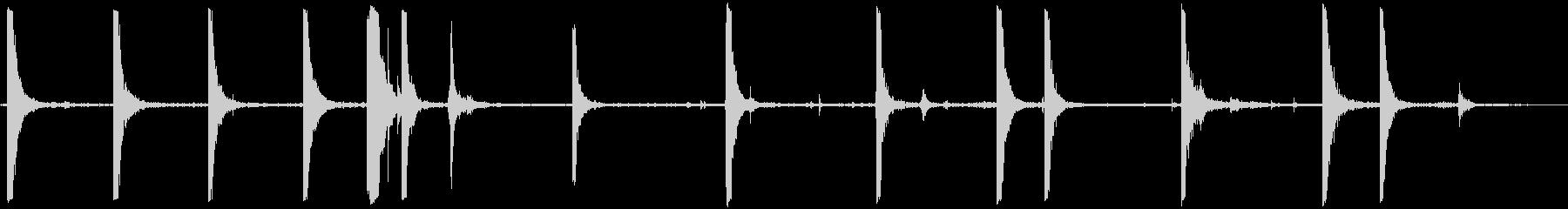 鍛冶屋:アウトドア:メタルまたはホ...の未再生の波形