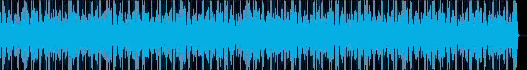 ダンジョン・怪しい雰囲気・探偵・調査の再生済みの波形