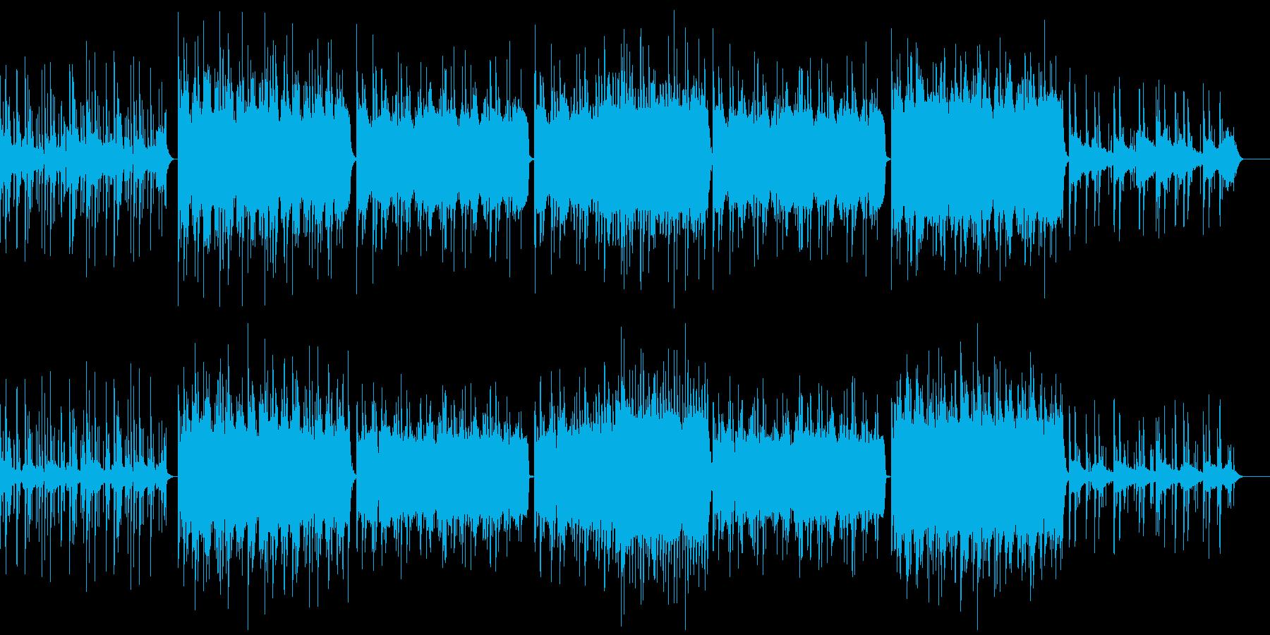 安らぎ・くつろぎ・休息・チルアウトの再生済みの波形