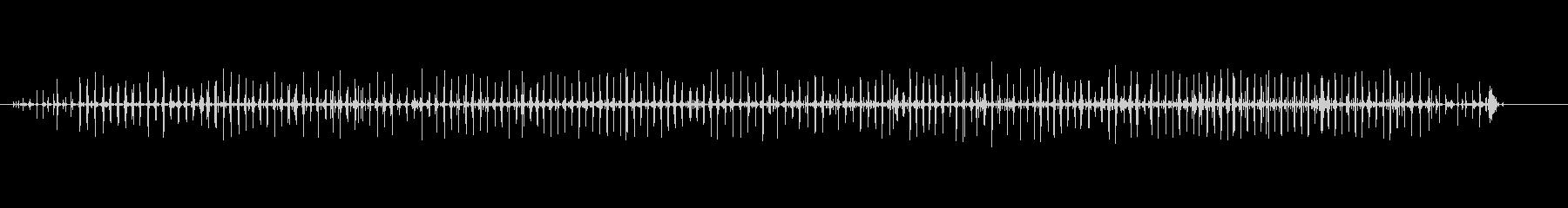 馬-グレイヴル-連続-トロタの未再生の波形