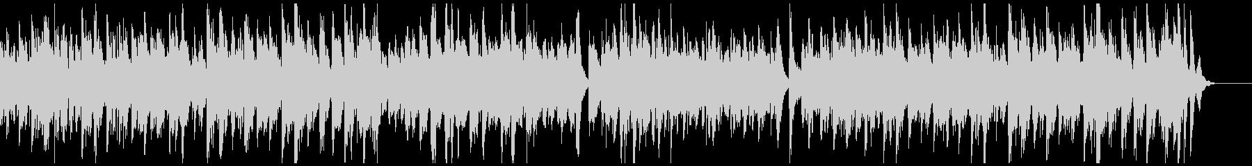 ウキウキ楽しいラグタイム・ピアノの未再生の波形