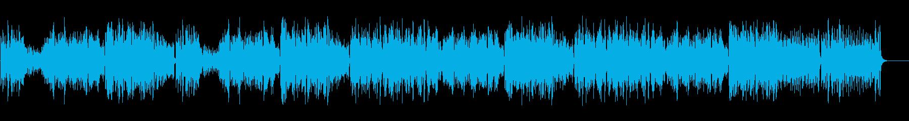 小粋なリズムに思わず指鳴らすR&Bの再生済みの波形