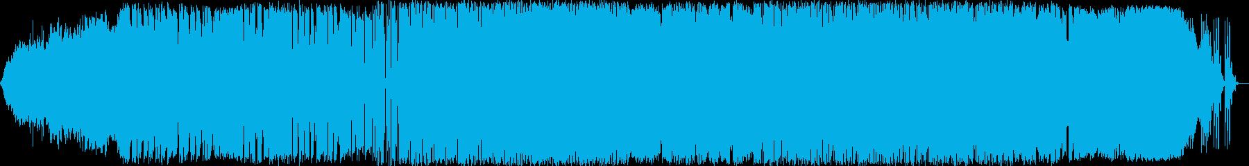 エレクトロニック 説明的 静か a...の再生済みの波形