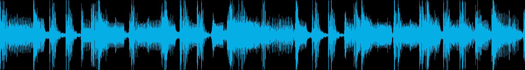 T.V.現代の現実。バウンシーコメ...の再生済みの波形