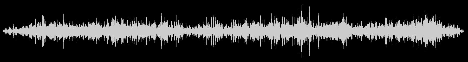 群集 トークハッピーロング01の未再生の波形