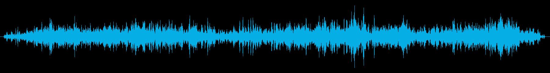 群集 トークハッピーロング01の再生済みの波形