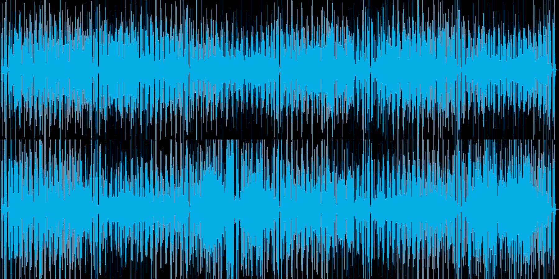 ラテンパーカッション炸裂!打楽器バトルの再生済みの波形