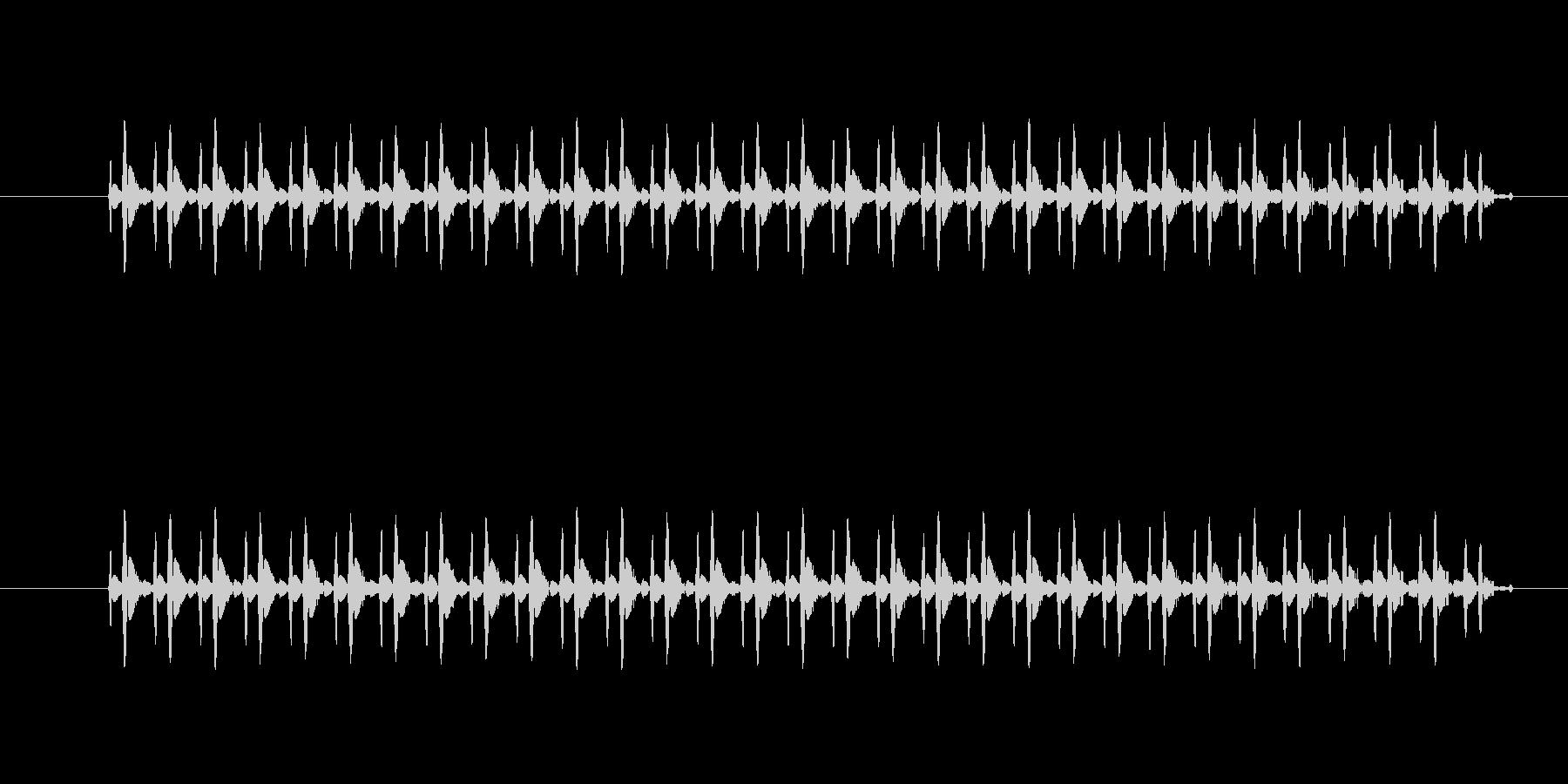 ゲーム、クイズ(ブー音)_003の未再生の波形