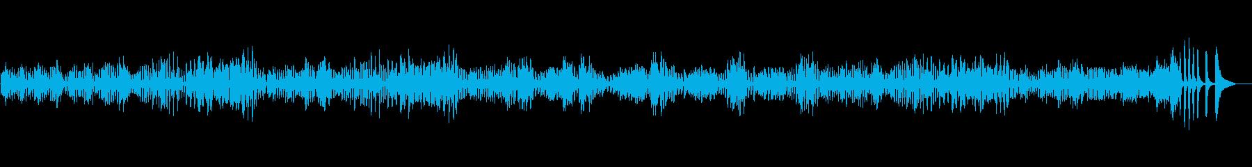 ディアベリのソナチネ(ロンド)の再生済みの波形