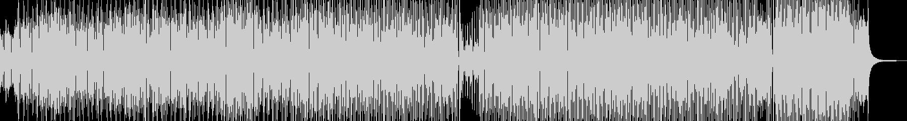 チェンバロ・ディズニー風パレードポップの未再生の波形