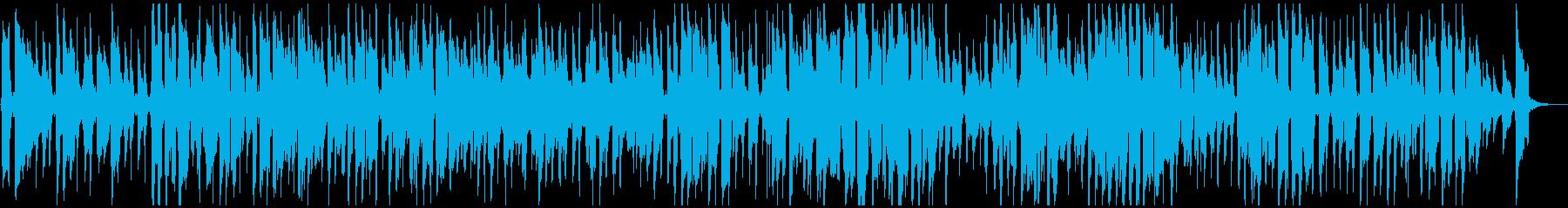 のほほんハッピージプシージャズ※60秒版の再生済みの波形