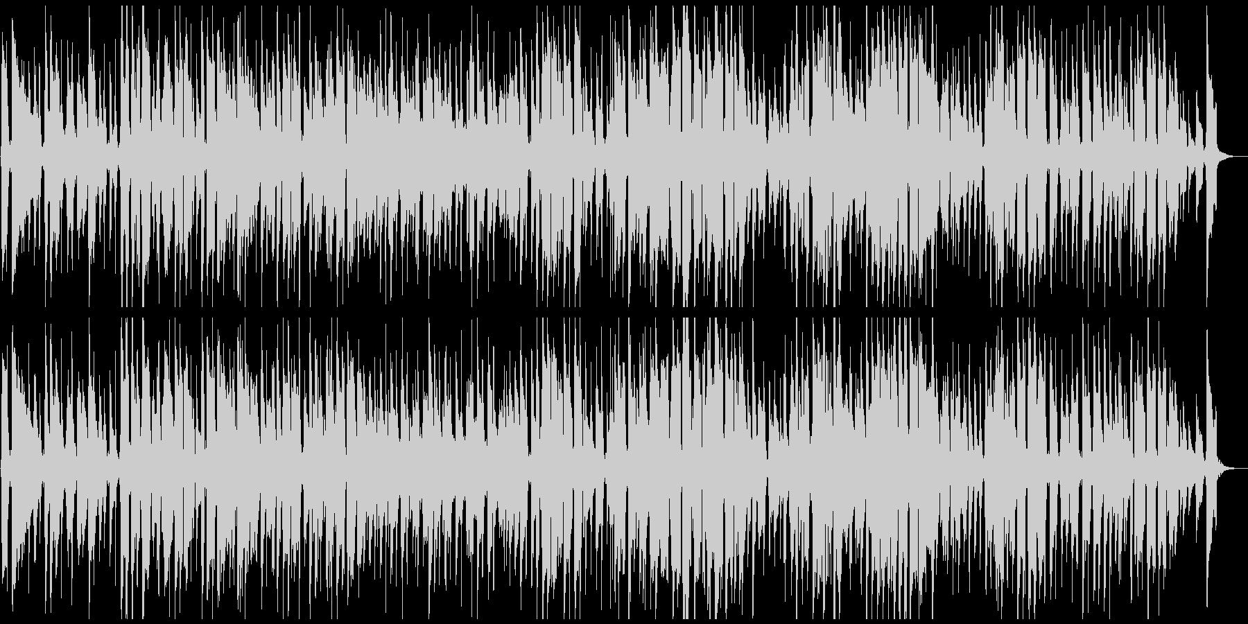 のほほんハッピージプシージャズ※60秒版の未再生の波形