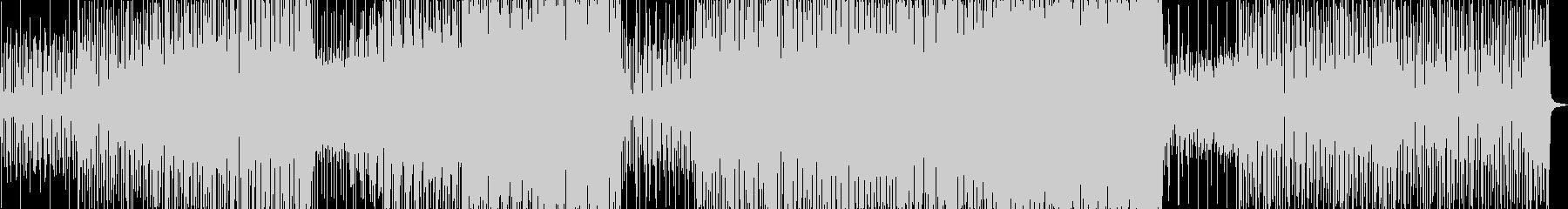 バッハの古典的なメロディー。ロンド...の未再生の波形