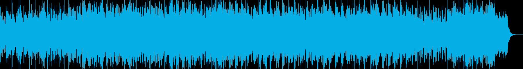 Orchestral- Actio...の再生済みの波形