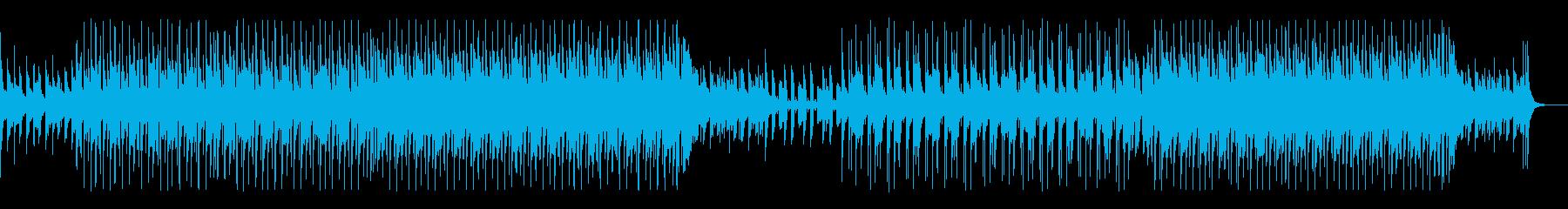 企業VP・ピアノと木琴・ほのぼの・ポップの再生済みの波形