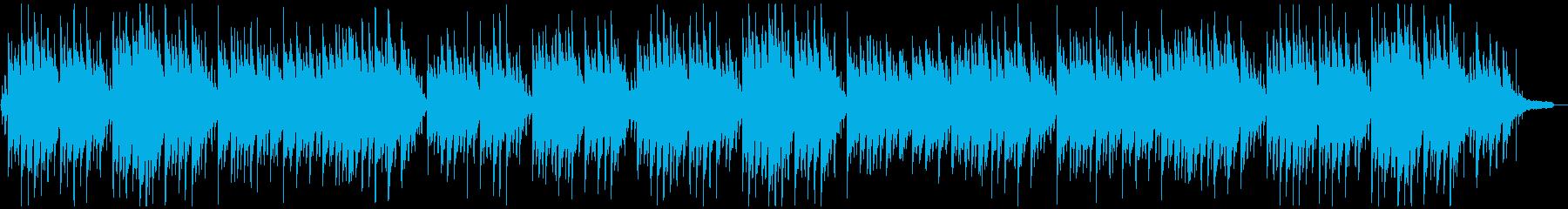 切なくて優しいリコーダー(ドラム無し)の再生済みの波形