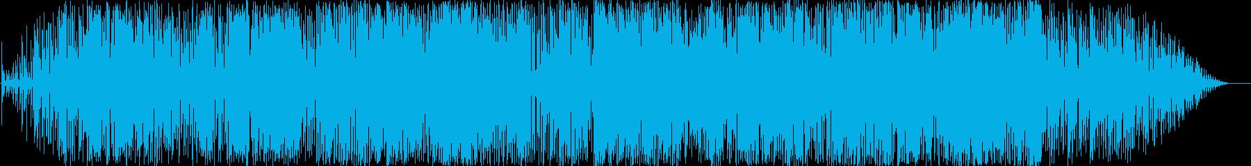 ズキュンの再生済みの波形