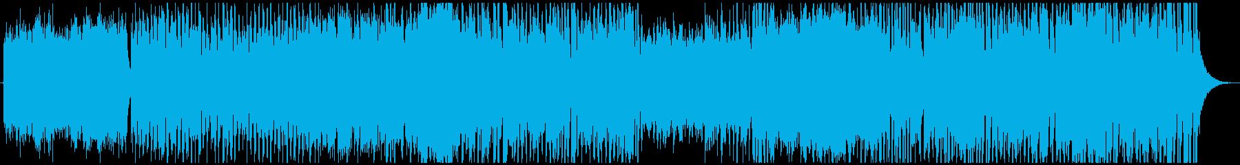 生ヴァイオリン収録!かっこいい疾走感の再生済みの波形