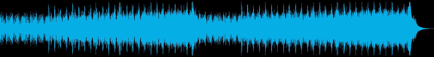 Cinematic Orchestra Escape Pinch's reproduced waveform